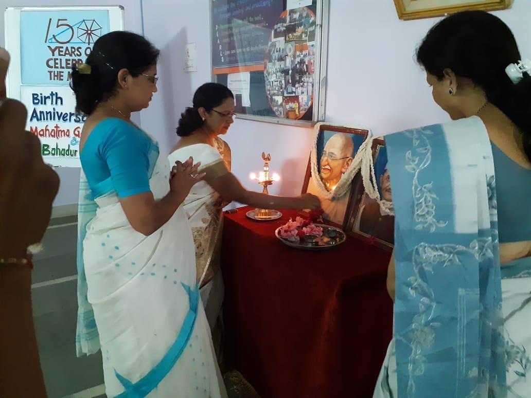 2nd Oct Gandhi Jayanti Celebrations – 2019