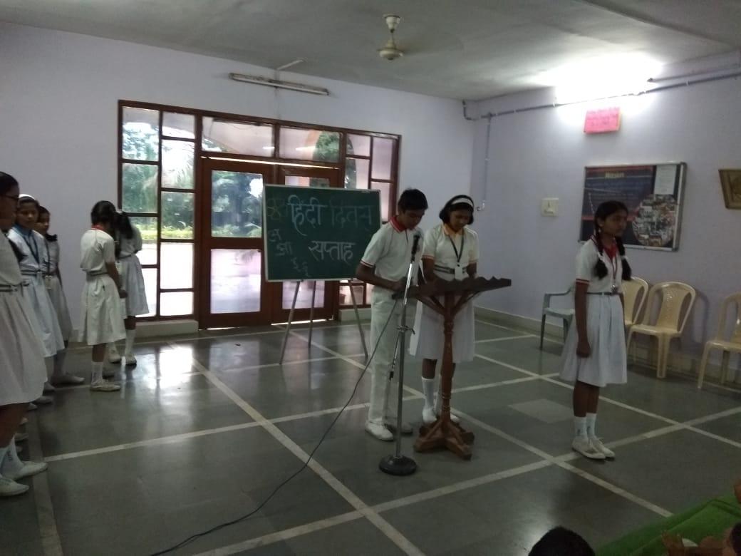 Hindi Saptah – 2019