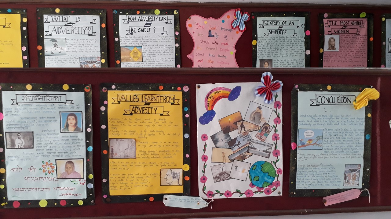 Inter-House Display Board Decoration Competition 2019
