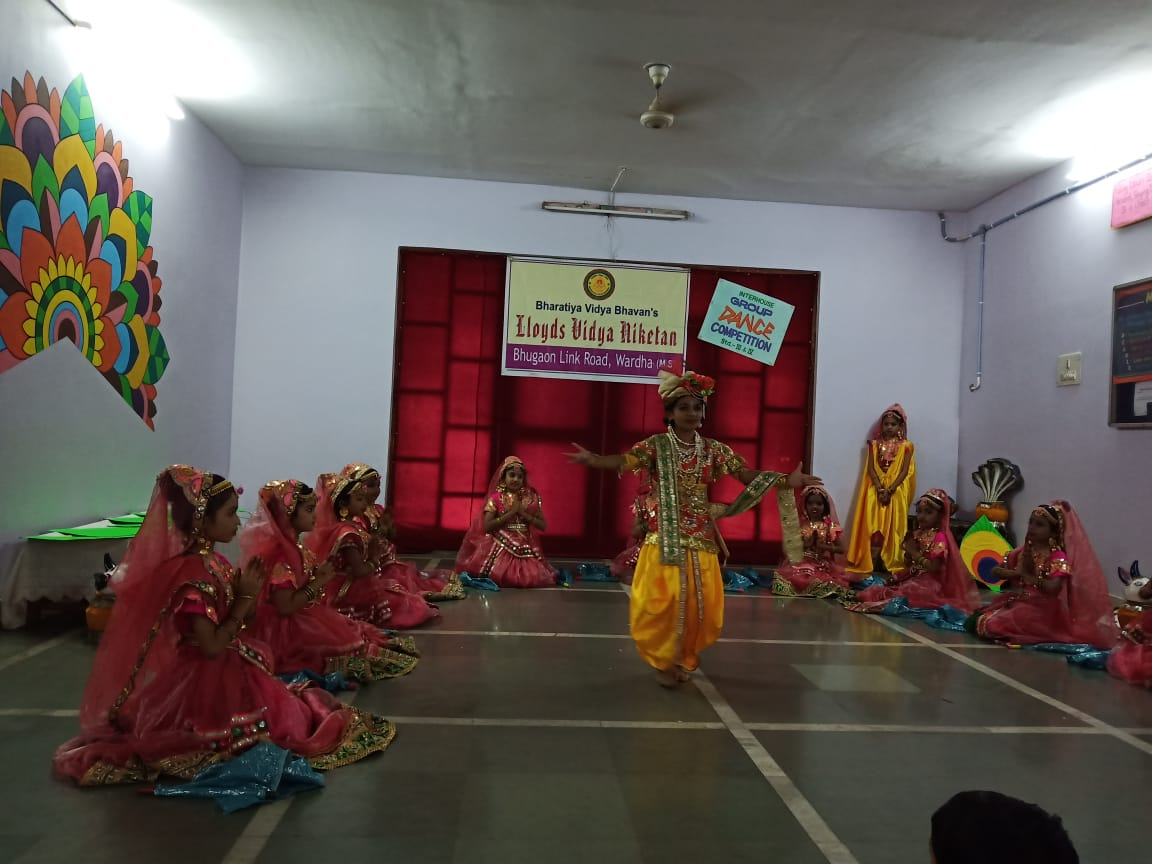 Inter-House Dance Competition Class III/IV – 2019