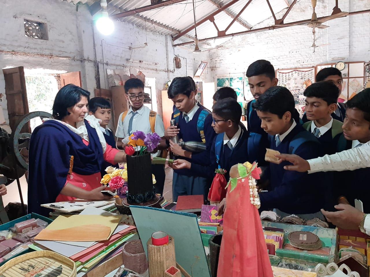 CVS Dattapur Visit
