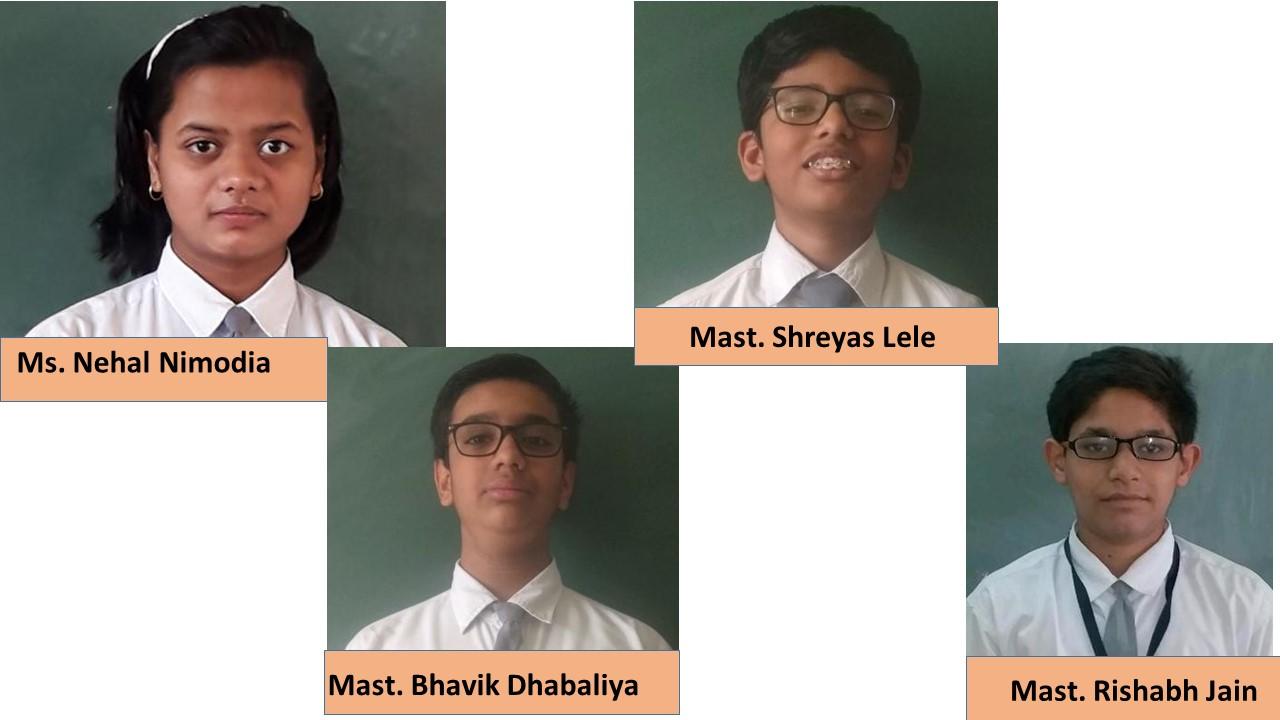 BLVNites Made their Mark at Dr. Homi Bhabha Exam